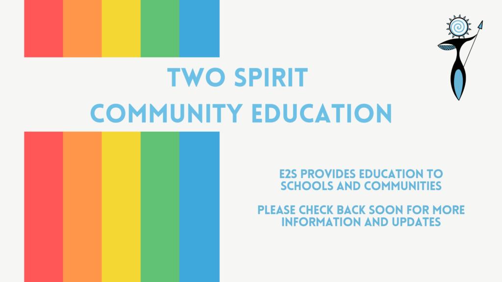 Two Spirit Ed